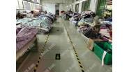 祝贺河南焦作市XXXX纺织品有限公司通过Sedex社会责任验厂!
